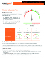 A Guide to Fulcrum Fees