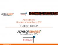 DBLV Investor Presentation