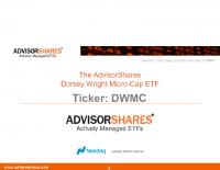 DWMC Investor Presentation
